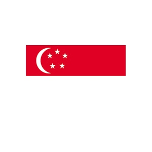 Singapore Flag Pictures  Ristriction on Home   Flags   International   Singapore Flag