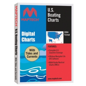 Maptech Boating Chart DVD