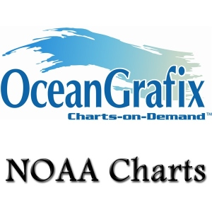OceanGrafix NOAA Print-on-Demand Charts