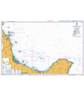British Admiralty New Zealand Nautical Chart NZ54 Cuvier Island to East Cape