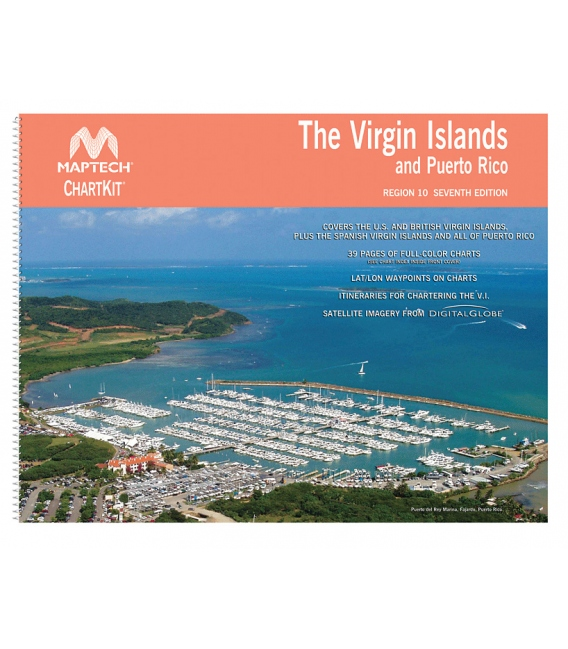 The Virgin Islands and Puerto Rico - 7th Edition
