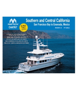 Southern and Central California: San Francisco Bay to Ensenada, Mexico - 9th Edition