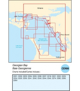 CEN06 Georgian Bay, 2015 Ed.