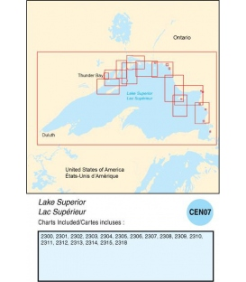 CEN07 Lake Superior, 2015 Ed.