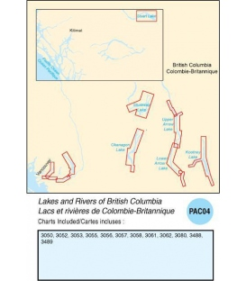 PAC04 Lakes and Rivers of British Columbia, 2015 Ed.