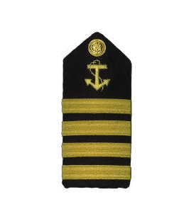 CAPTAIN ANCHOR & 4 STRIPES (HARD)