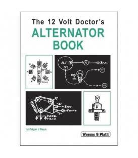 The 12 Volt Doctor's Alternator Book