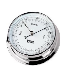 Chrome Endurance 125 Barometer
