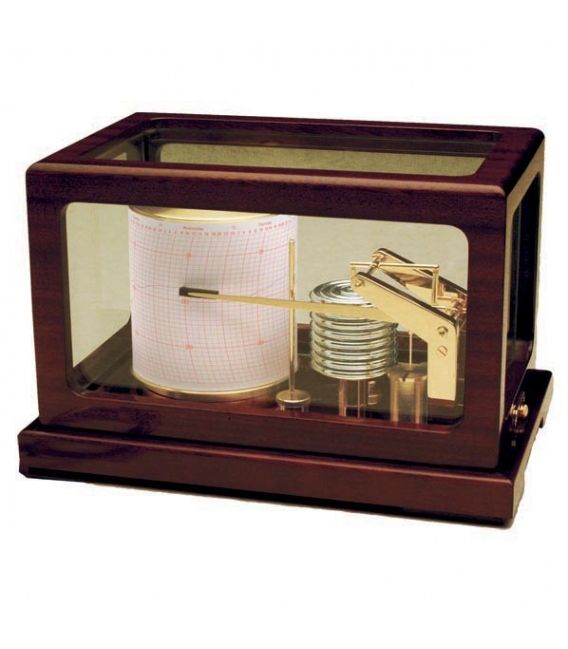 Dampened Deluxe Barograph