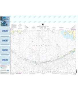 NOAA Chart 513 Bering Sea Southern Part