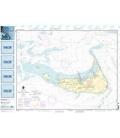 NOAA Chart 13241 Nantucket Island