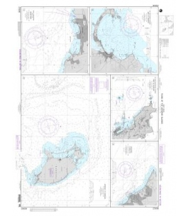 DM 25608 Plans of the Leeward Islands A. Baie du Marigot