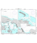 NGA Chart 26245 Ports on the North Coast of Cuba Panels: A. Bahia de Sagua de Tanamo