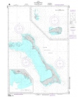 NGA Chart 26284 Cat Island, Rum Cay and Conception Island Panels: A. Cat Island