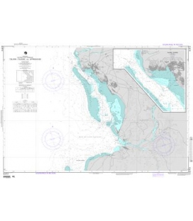 NGA Chart (formerly NIMA DMA) 61472 Toliara (Tulear) and Approaches ...