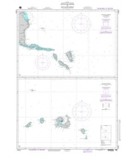 DM 73451 Kepulauan Gorong and Kepulauan Banda Plans: Kepulauan Gorong and Vicinity