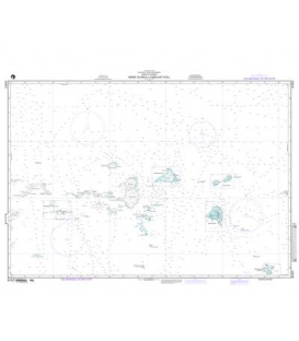 DM 81023 Nomoi Islands to Faraulep Atoll (Caroline Islands) (OMEGA)
