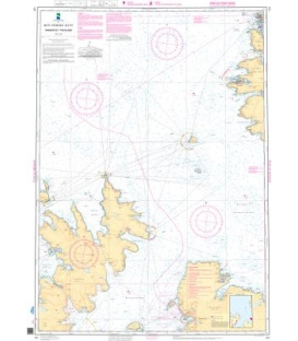 Norwegian Nautical Chart 101 Hammerfest - Fruholmen