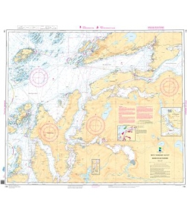 Norwegian Nautical Chart 136 Beiarn og Saltfjorden