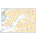 Norwegian Nautical Chart 139 Nordfolla
