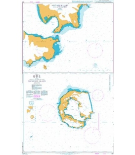 British Admiralty Nautical Chart 226 Deception Island