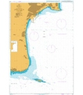 British Admiralty Nautical Chart 473 Approaches to Alicante