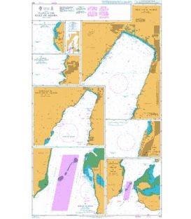 Plans in the Gulf of Aqaba