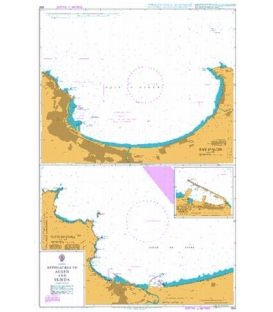 Approaches to Alger and Skikda
