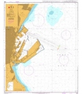 British Admiralty Nautical Chart 949 Arhus