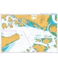 British Admiralty Nautical Chart 1130 Zhitou Yang