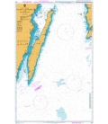 British Admiralty Nautical Chart 2251 Oland to Gotland with Kalmarsund