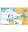 British Admiralty Nautical Chart 2264 Gulf of Finland - Eastern Part