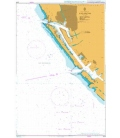 British Admiralty Nautical Chart 2376 Kao-hsiung