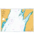 British Admiralty Nautical Chart 2396 Sound of Jura Southern Part
