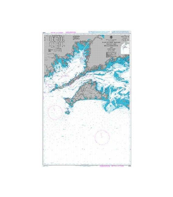 Nantucket Sound Western Part Buzzards Bay and Approaches