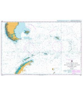 Falkland Islands to South Sandwich Islands and Graham Land