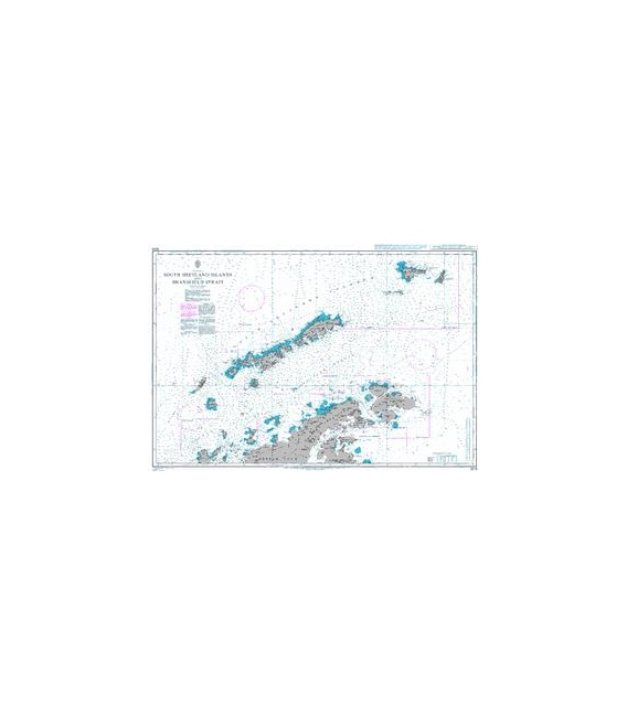 South Shetland Islands and Bransfield Strait