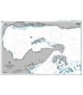 British Admiralty Nautical Chart 3240 Teluk Tomini