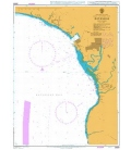 British Admiralty Nautical Chart 3558 Batangas