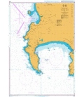 British Admiralty Nautical Chart 4150 Table Bay to Valsbaai