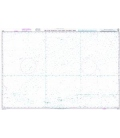 British Admiralty Nautical Chart 4615 Isla de Pascua and East Pacific Rise
