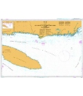 British Admiralty Nautical Chart 4767 Cap Whittle a/to Havre-Saint-Pierre et/and Ile d'Anticosti