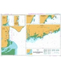 British Admiralty Nautical Chart 4778 Mouillages et Installations Portuaires/Anchorages and Harbour Installation