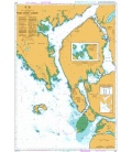 British Admiralty Nautical Chart 4937 Prince Rupert Harbour