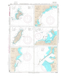 W1153 Plans on the Northern Part of Honshu-Northwest Coast