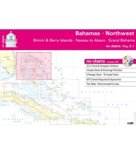 Region 9.1, Northwest Bahamas, Bimini & Berry Islands (Nassau to Abaco - Grand Bahama), 2015/2016 Edition