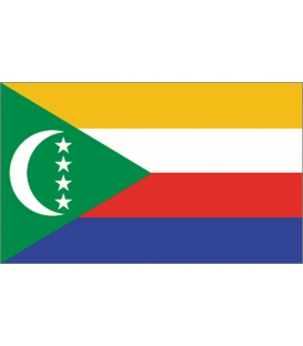 Comoros Courtesy Flag