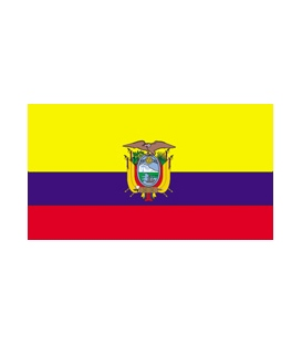 Ecuador Courtesy Flag (Civil)
