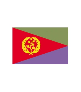 Eritrea Courtesy Flag