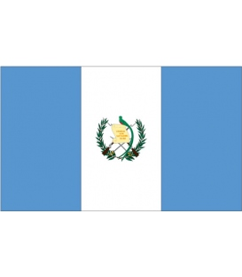 Guatemala Courtesy Flag (Civil)